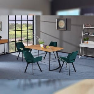 TD-1866 MDF Dining Table for Kitchen Room