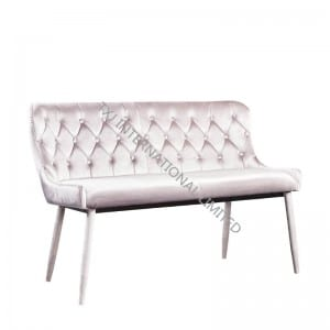 MARIANNA-BENCH  Bench With Velvet