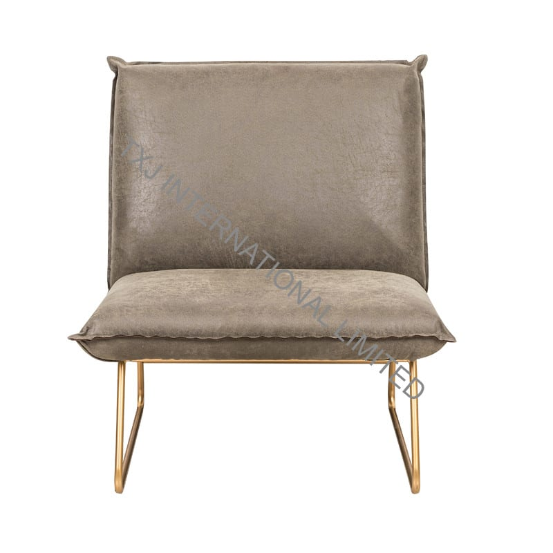 NINA Leisure Chair With Fabric Upholstery Featured Image