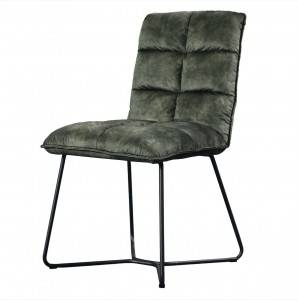 Dining Chair TC-2097 made by velvet