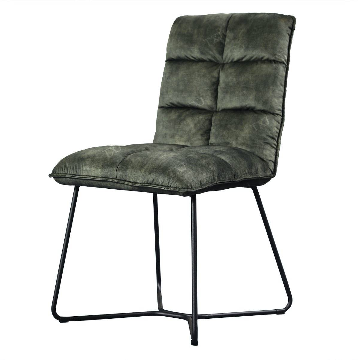 Dining Chair TC-2097 made by velvet Featured Image