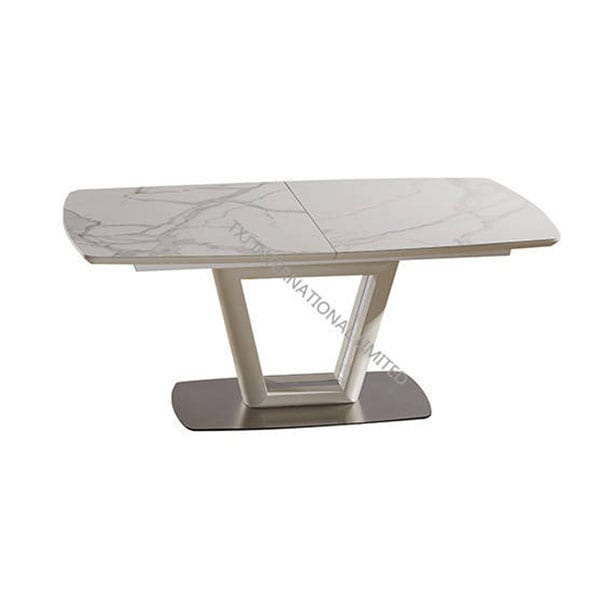 EMILY-DT Extension Table With MDF&Ceramic Top Featured Image