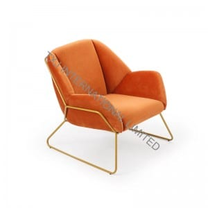 Mezzi Fabric Relax Chair