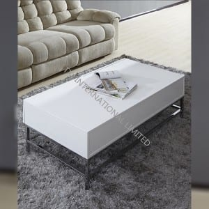 LEWIS-CT Coffee Table With MDF Lacquer Finishing