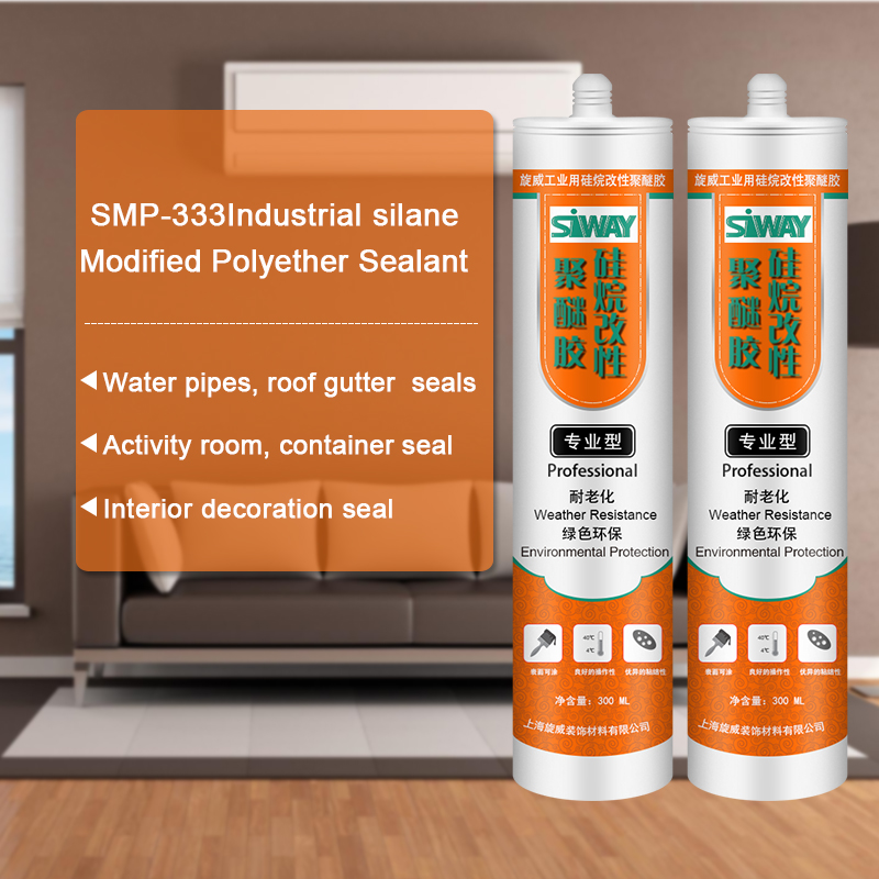 Good User Reputation for SMP-333 Industrial silane modified polyether sealant to Zimbabwe Manufacturer