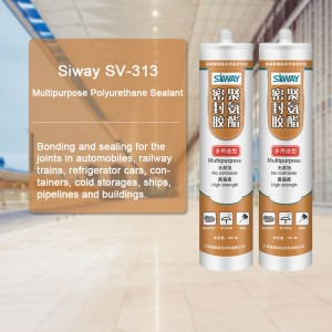 Manufactur standard SV-313 Multipurpose Polyurethane Sealant to Slovak Republic Factory