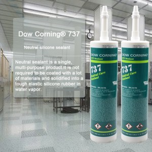 Dow Corning® 737 Neutral silicone sealant