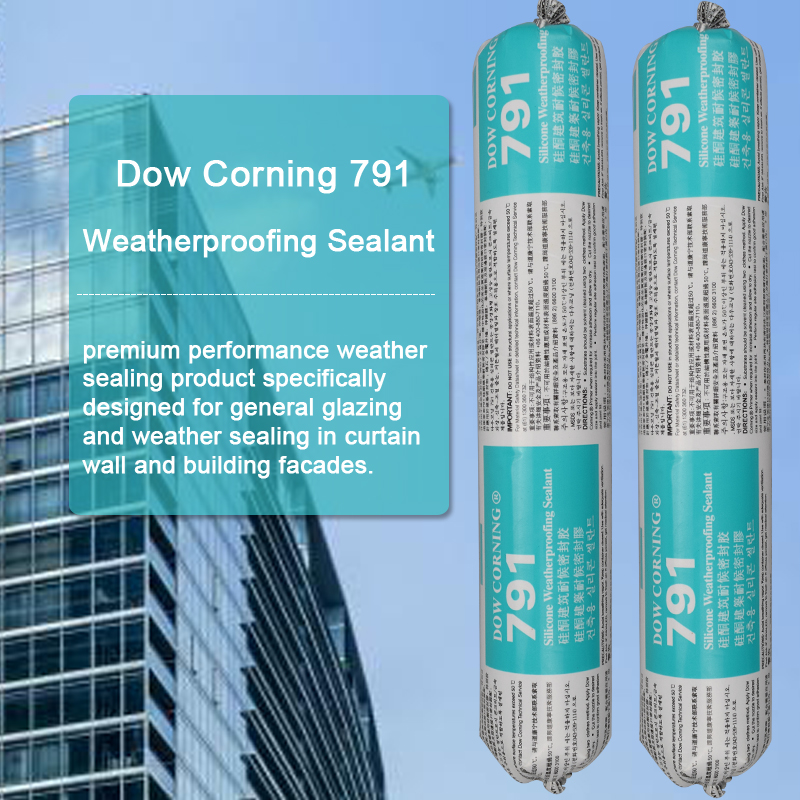 Dow Corning® 791 Silicone Weatherproofing Sealant