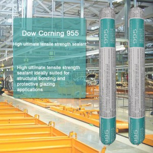 Dow Corning® 995 Silicone Structural Glazing Sealant