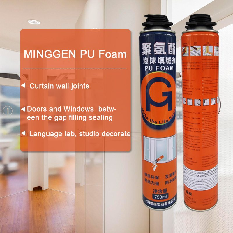 Manufacturer of  Siway MG PU FOAM for Sierra Leone Factory
