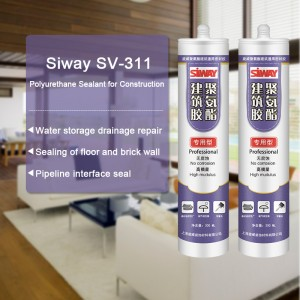 New Fashion Design for SV-311 Polyurethane Sealant for Construction for Paraguay Factories