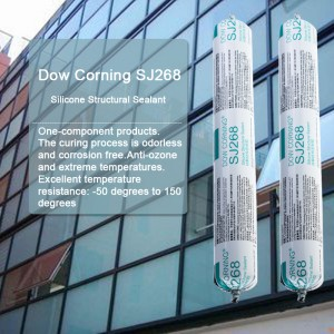 Dow Corning SJ268 Silicone Structural Sealant
