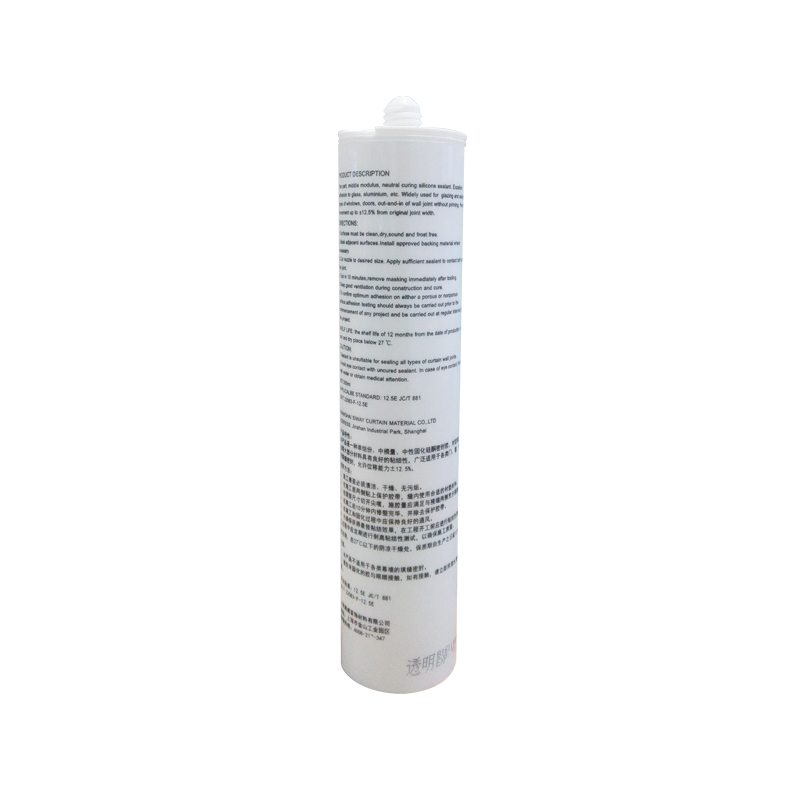 Good Quality SV-666 Neutral silicone sealant to Ghana Manufacturer