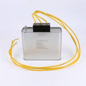 Reliable Supplier 450vac Motor Run Capacitor -