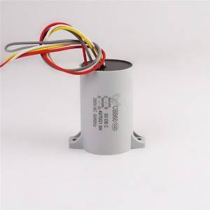 High Quality Wuxi Motor Capacitor -