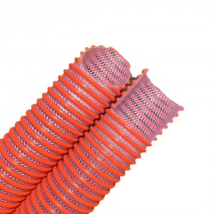 Heavy Duty PVC Fabric Reinforced Suction and Discharge Hose