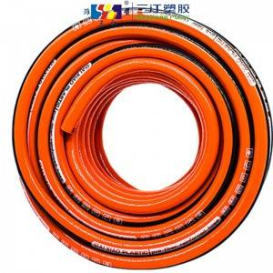PVC GARDEN HOSE (RED COLOR)