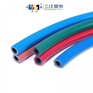 Original Factory Rubber Welding Hose - PVC & RUBBER COMPOSITE TWIN WELDING HOSE – Sanjiang