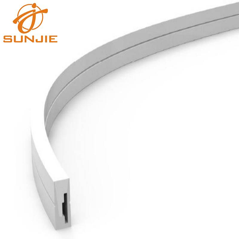 1018F Flexible sicnicon led profile