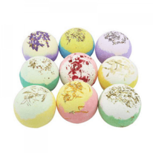 Bath Salts Bomb Ball