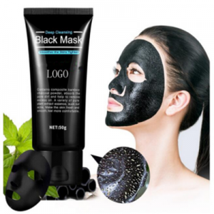 Bamboo Charcoal Cleansing Facial Mask