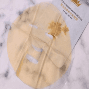Gold biology facial mask