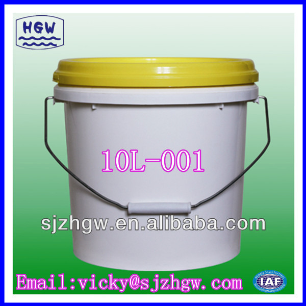 (10L-001) Tamper Proof Pail
