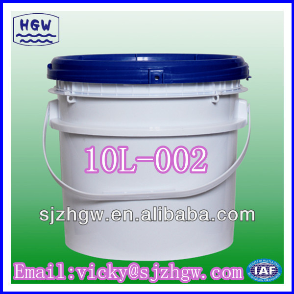 (10L-002) Screw Top Plastic Pail