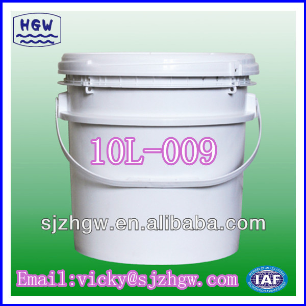(10L-009) Screw Top Plastic Pail