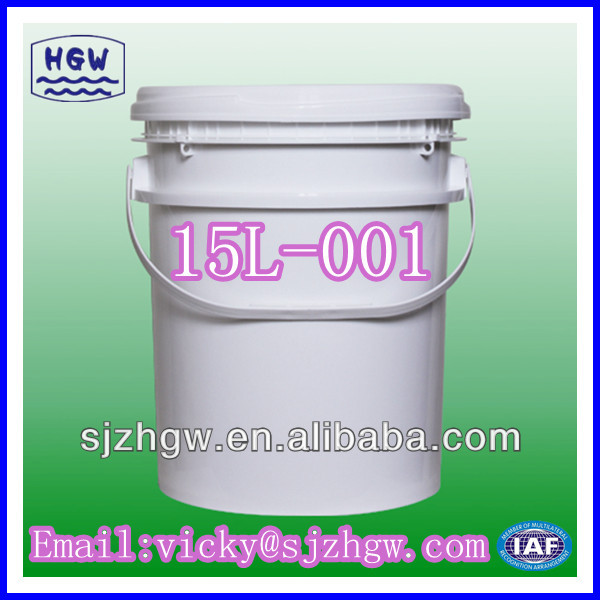 (15L-001) screw top pail/barrel/bucket