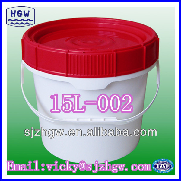 (15L-002) screw top pail