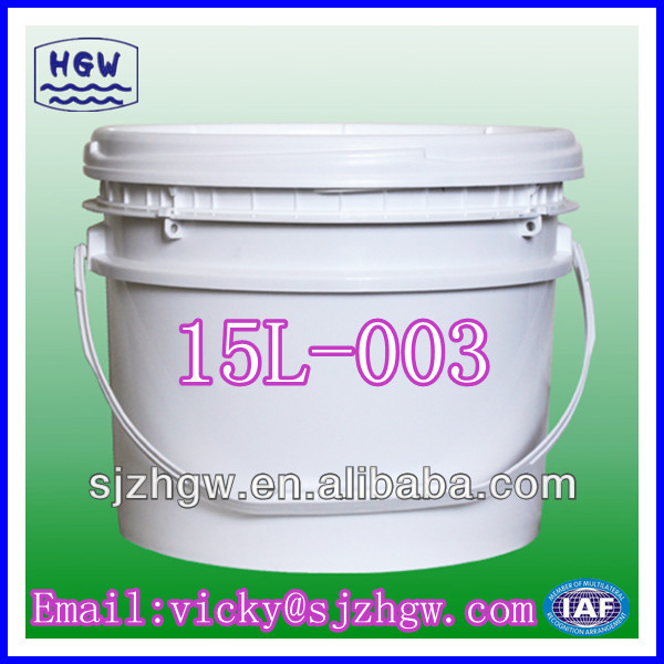 (15L-003) screw top pail/barrel/bucket
