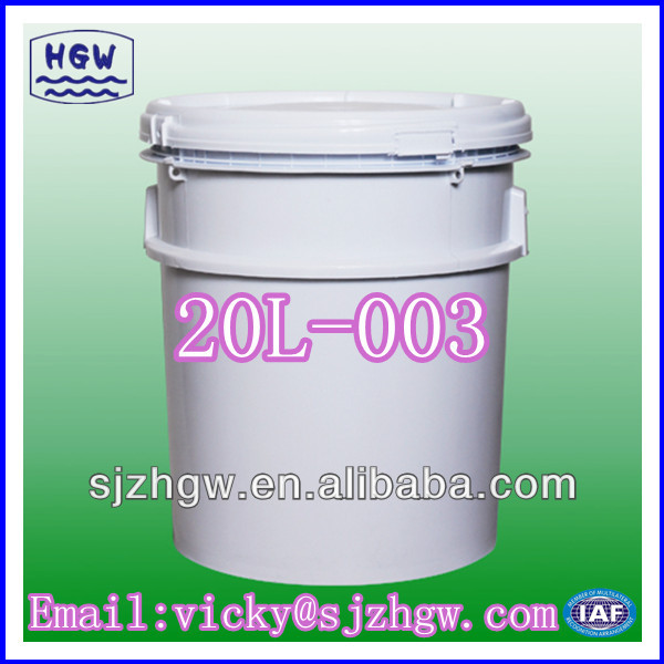 (20L-003) Screw Top Plastic Pail