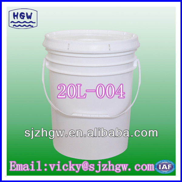 (20L-004) Screw Top ndoo