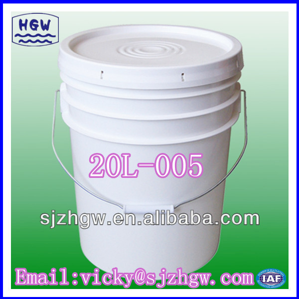 (20L-005) 5 gallon screw top pail