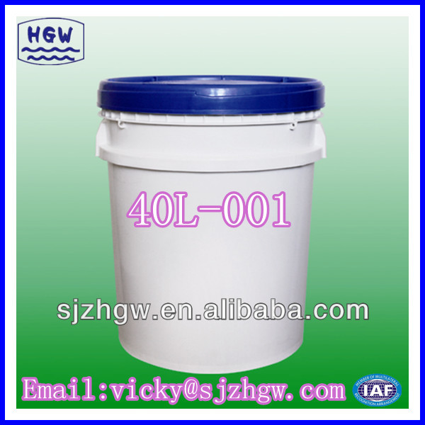 (40L-001) Screw Top Pail