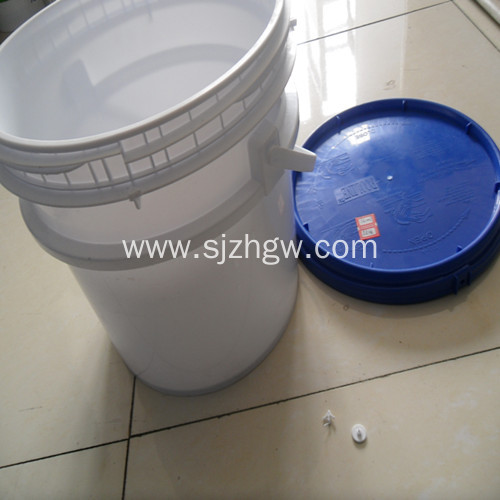White HDPE Plastic Tamper Evident pails 10 Liter Featured Image
