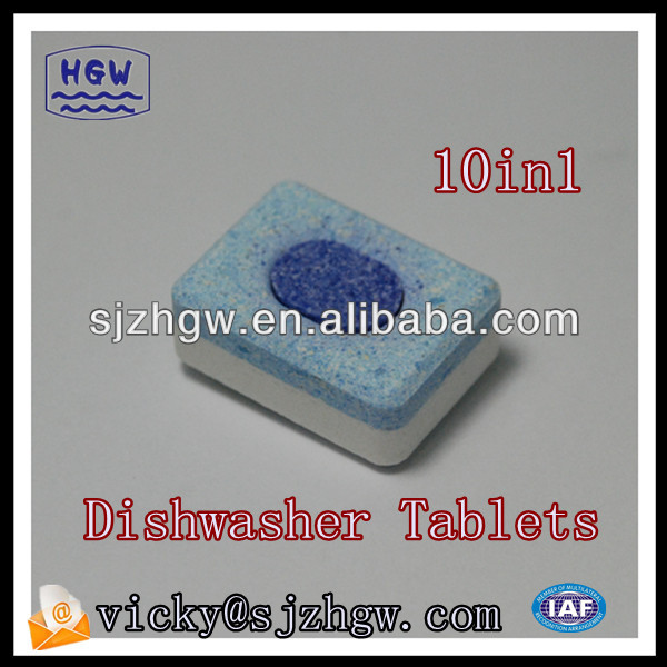 10in1 dishwasher tablets