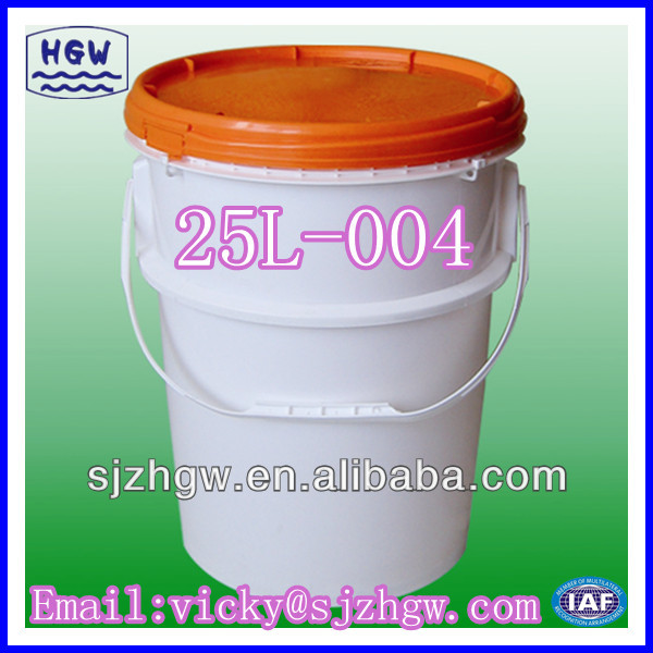 25L-004 Screw Top Pail