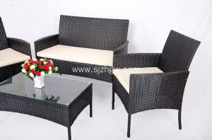 Patio / Garden Furniture mametraka Rattan & wicker fanaka