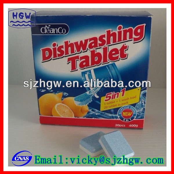 5in1 Dishwashing Tablet