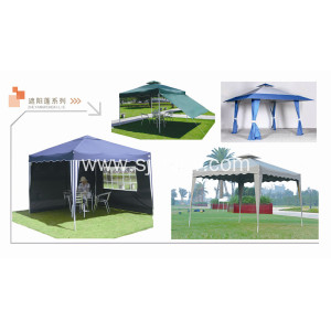 10'x10 'Tables Gazebo Tents