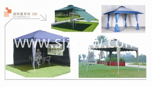 Outdoor Garden Portabel Naungan Folding Canopy Tenda