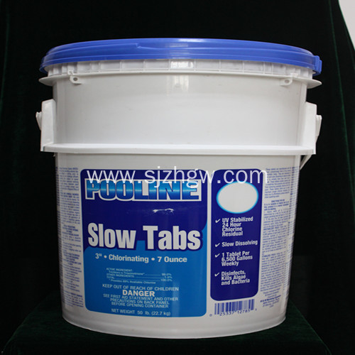 ODM Factory 4 Gallon Plastic Square Pail -