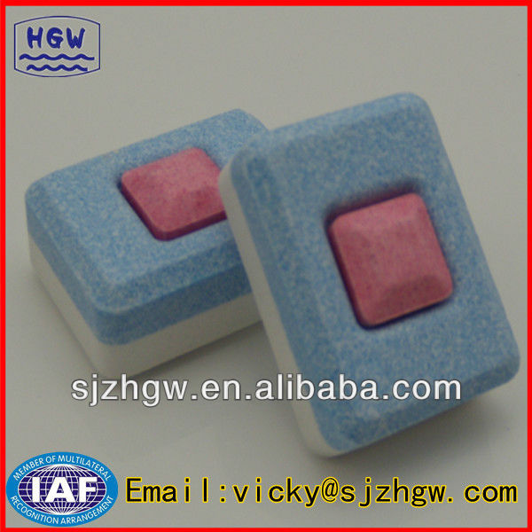 Automatic dishwasher detergent tablet
