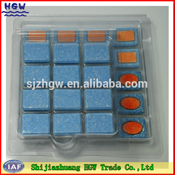 Quality Inspection for Rattan Sofa Bed - Blister boxes of dishwasher tablet – HGW Trade