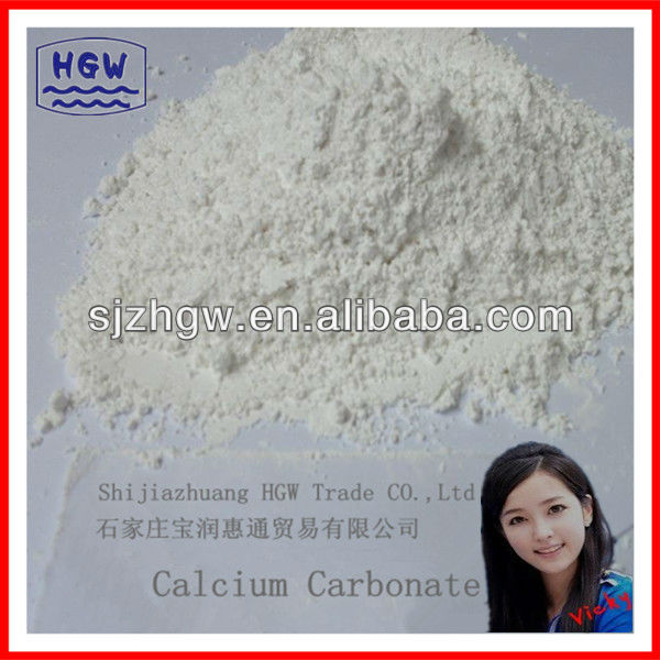 Calcium Carbonate Powder in China Featured Image
