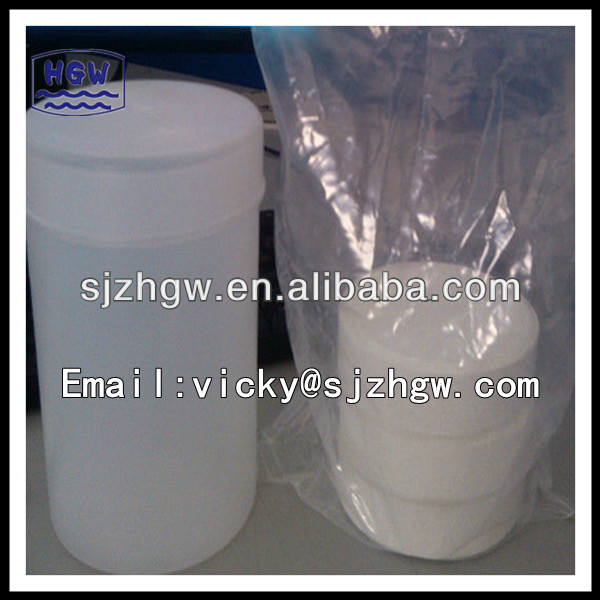Calcium Hypochlorite (GOLDEN SUPPLIER)