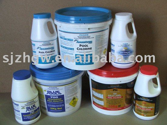 Good User Reputation for Pool Water Treatment Chemicals Tcca -