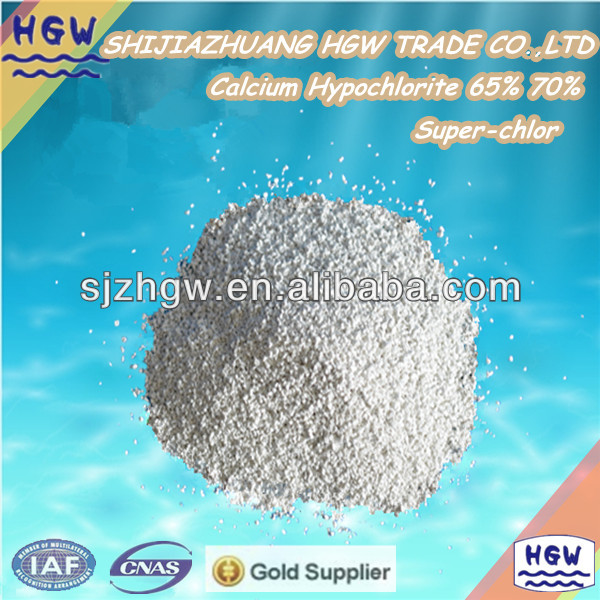 Quality Inspection for Swimming Pool Chemical Cyanuric Acid -